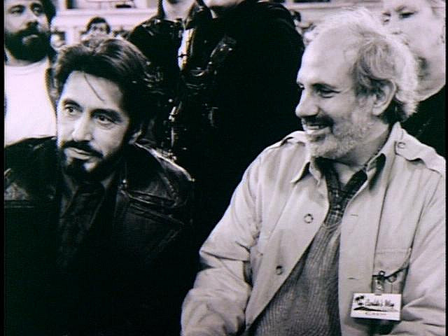 Al Pacino és Brian De Palma