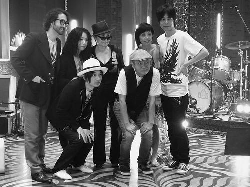 A Yoko Ono Plastic Ono Band Japánban