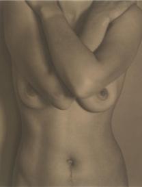 Edward Weston: Nude, 1925