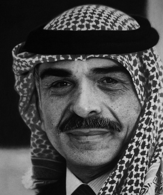 Hussein király (Jordánia)