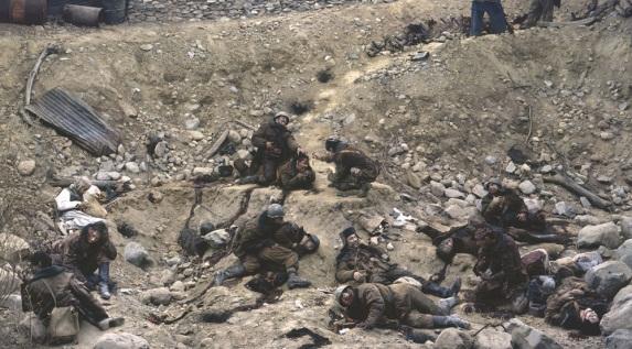 Jeff Wall: Dead Troops Talk