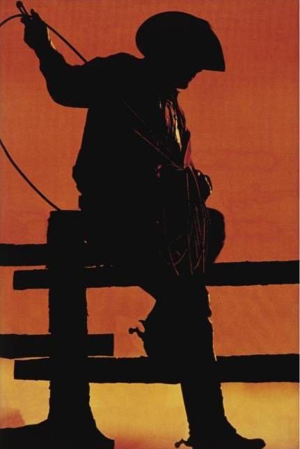 Richard Prince: Untitled (Cowboy)