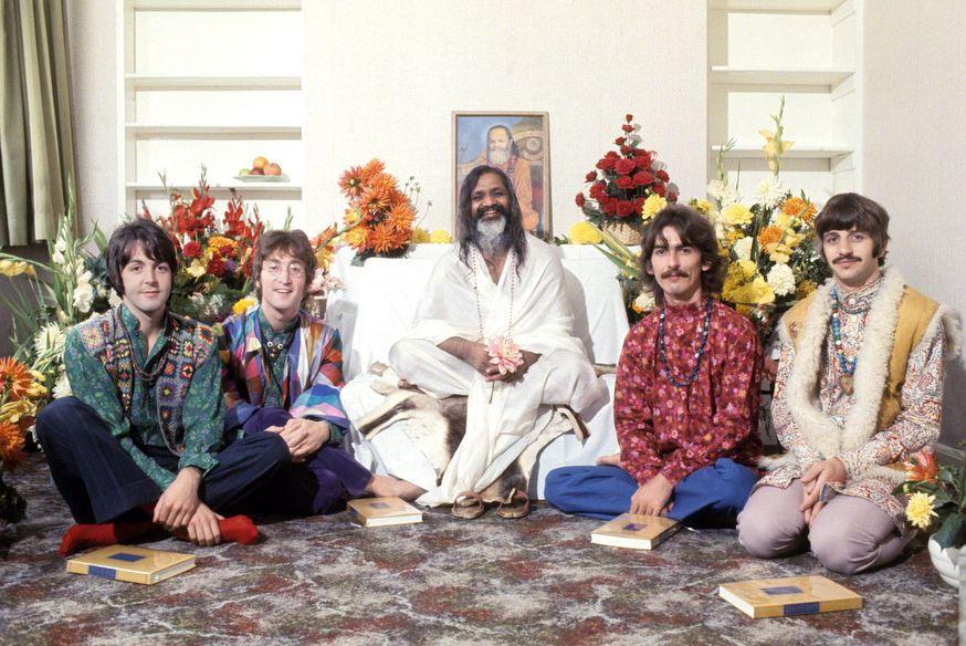 The Beatles (Fotó: Henry Grossman)