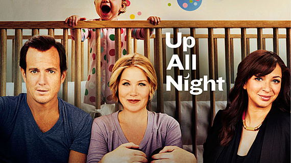 Up All Night (középen Christina Applegate)
