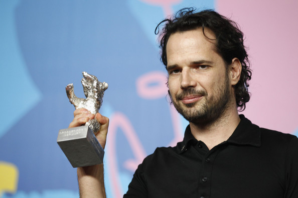 Fliegauf Bence a 62. Berlinale díjátadásán