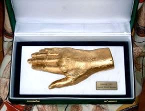 A Jókai-díj (Fotó: litera.hu)