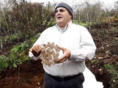 Yaron Svoray oknyomozú újságíró, történész és kincsvadász (Fotó: explorerworld.hu)