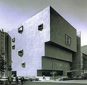 Breuer Marcell: Whitney Museum of American Art