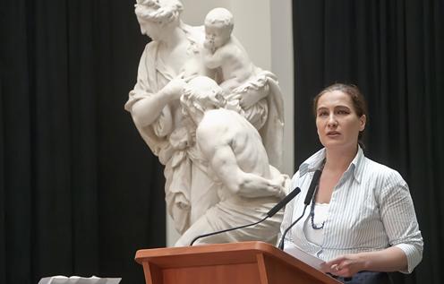 Hammerstein Judit, kultúráért felelős helyettes államtitkár