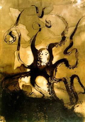 Victor Hugo: Octopus