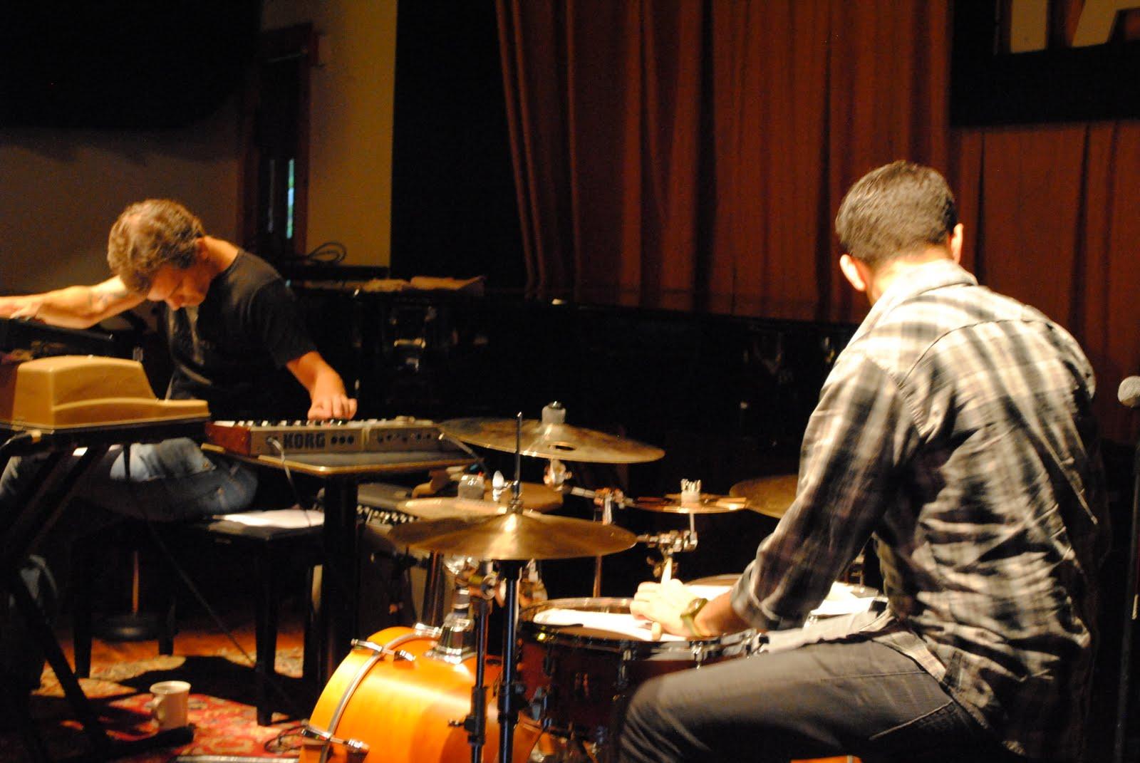 Brad Mehldau és Mark Guiliana a Falcon klubban 2011-ben