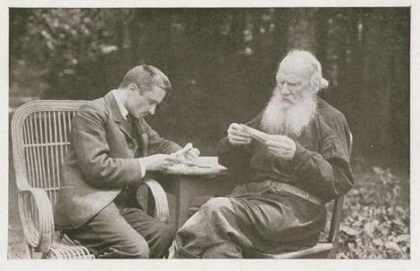 Bulgakov és Tolsztoj