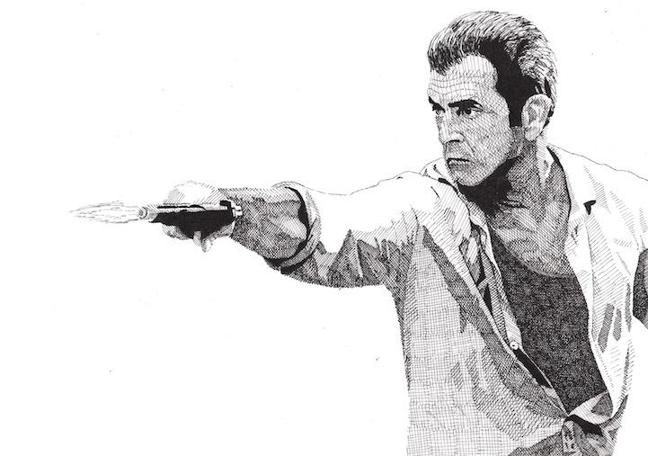 Rik Reimert: Mel Gibson