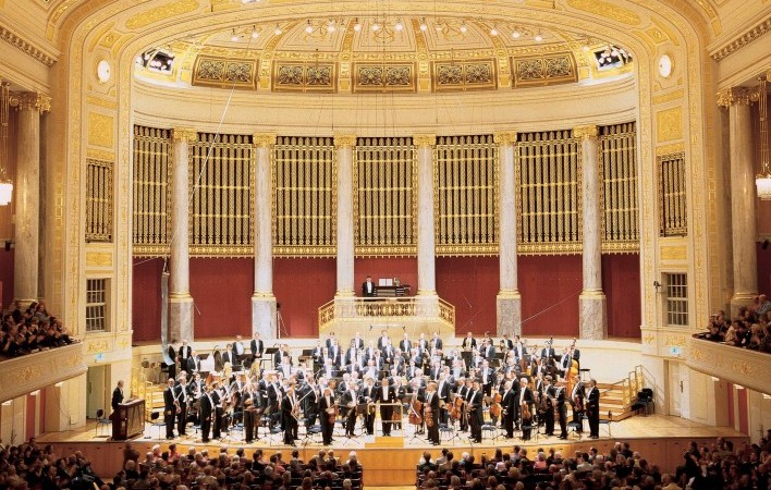 A Bécsi Konzerthaus (Fotó: Herbert Schwingenschlögel, Wiener Konzerthaus)
