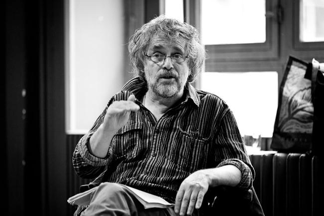Ascher Tamás (Fotó: Dömölky Dániel, 7ora7.hu)