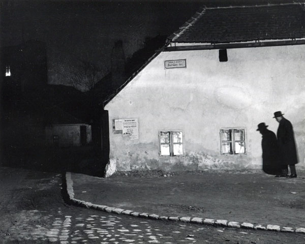 André Kertész: Cím nélkül, Budapest