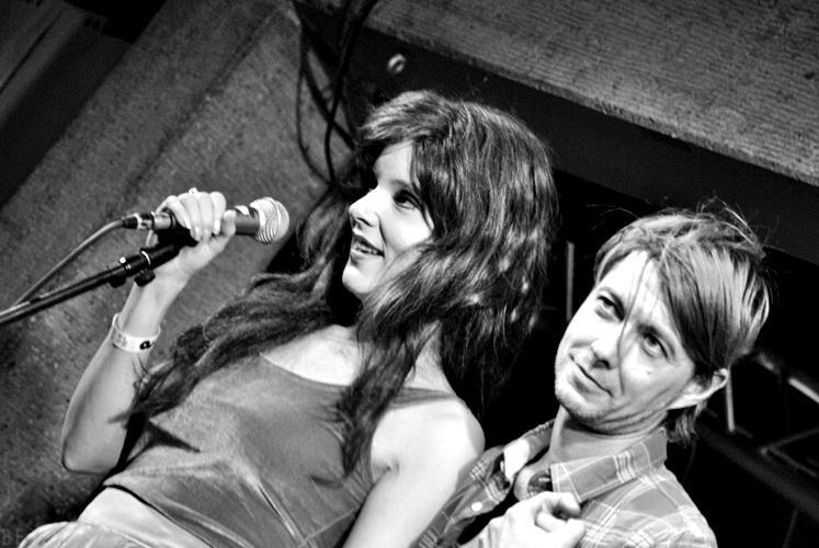 Karafiáth Orsi és Beck Zoli (Fotó: Beier Szilvia)