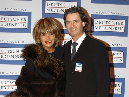 Tina Turner és Erwin Bach