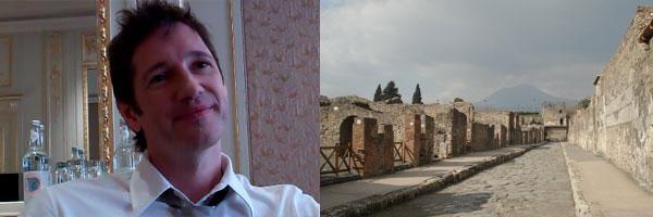 Paul W.S. Anderson rendezi a Pompeii-t (Fotó: collider.com)