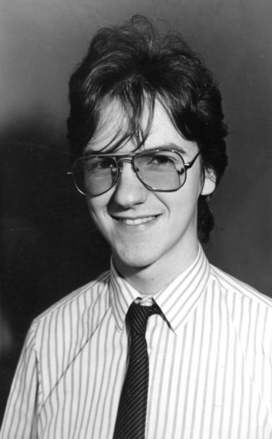 Richard Griffiths fiatalon