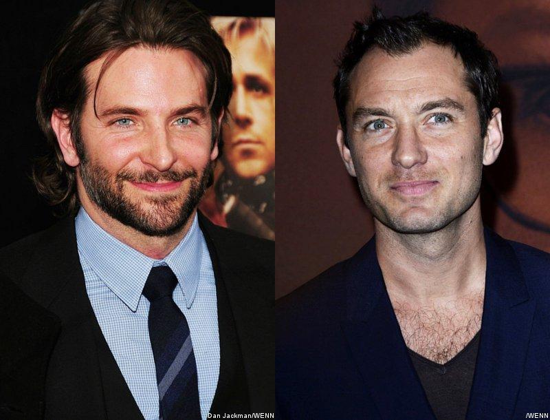 Bradley Cooper Jude Law helyett: jó csere? (Fotó: aceshowbiz.com)