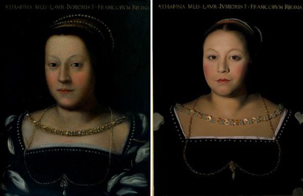 Medici Katalin és Romina Diaz of Manila a Fülöp-szigetekről