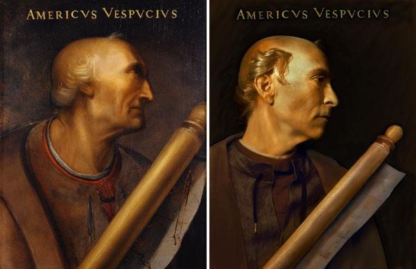 Amerigo Vespucci és Mark Abouzeid, New Jersey