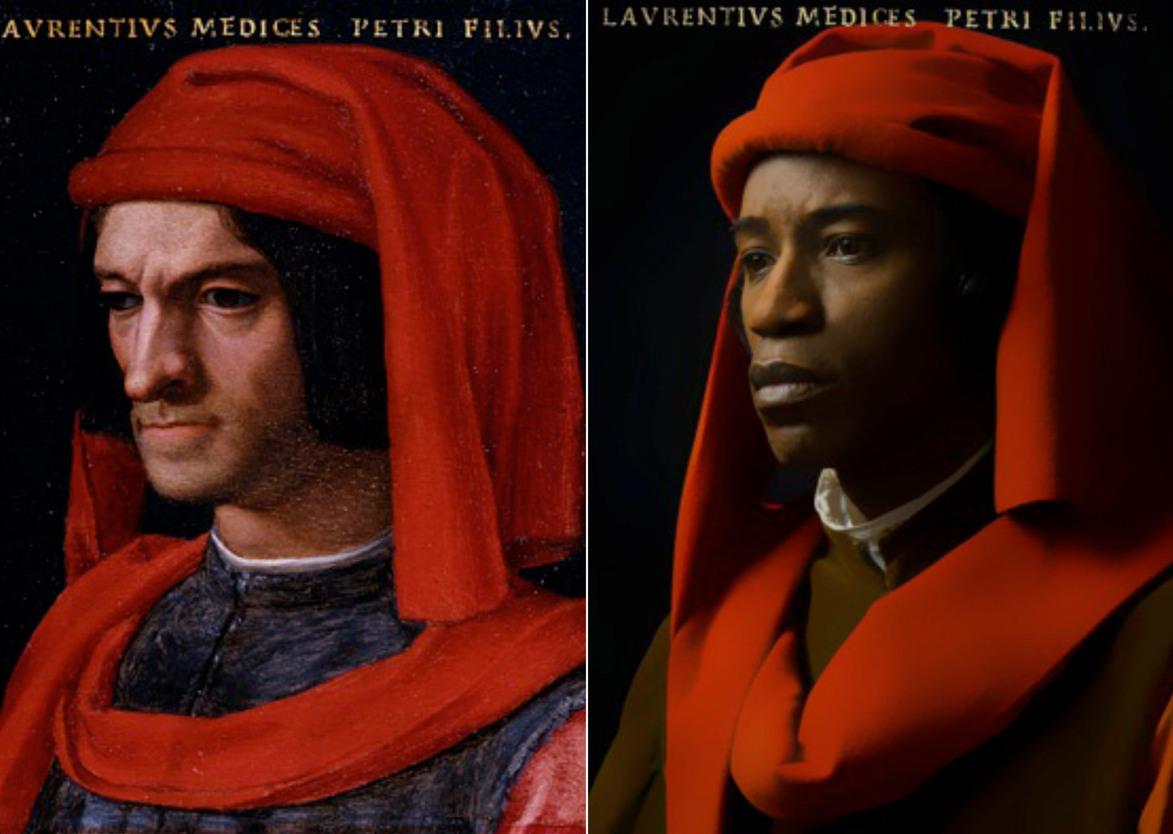 Lorenzo il Magnifico és Dre Love, Queens, New York