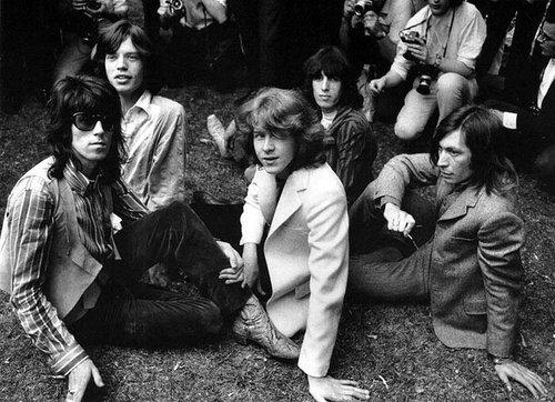 Rolling Stones a Hyde Parkban 1969-ben