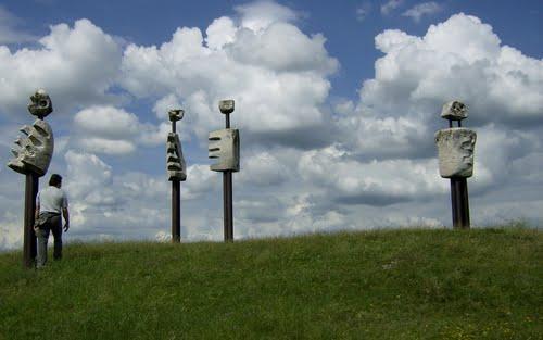 Veszprémi Imre: Emberi komédia (Fotó: panoramio.com)