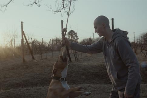 Kutyám, Killer (Fotó: titanicfilmfest.hu)