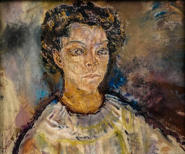 Oskar Kokoschka: Portrait Tilla Durieux