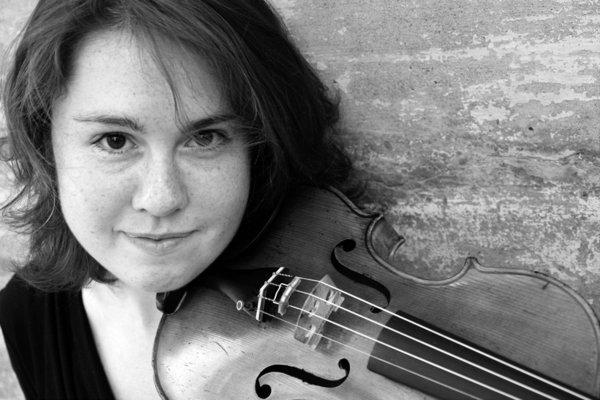Caroline Shaw (Fotó: classicalite.com)
