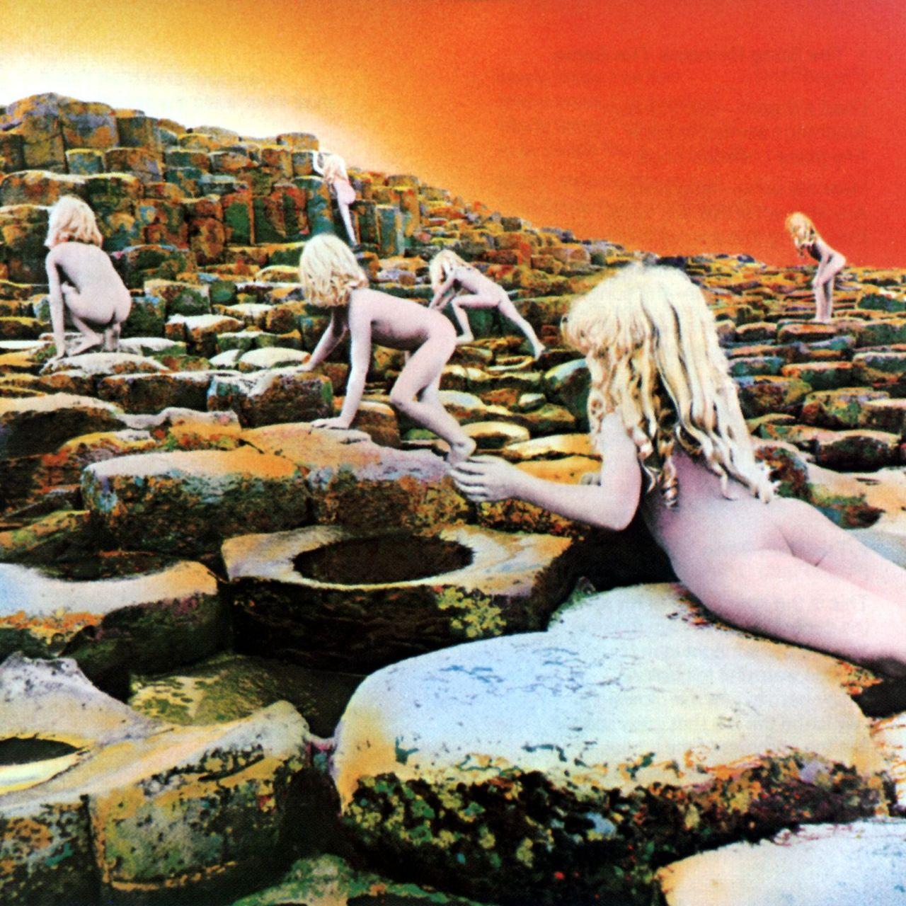Led Zeppelin albumborító