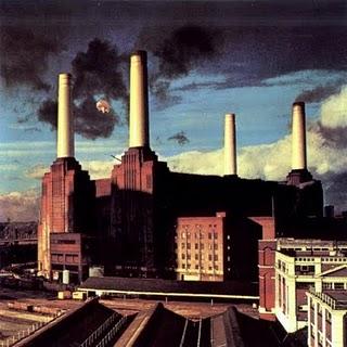 A Pink Floyd Animals című albumának borítója