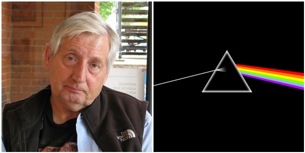 Storm Thorgerson világhírű borítója a The Dark Side of the Moon albumhoz