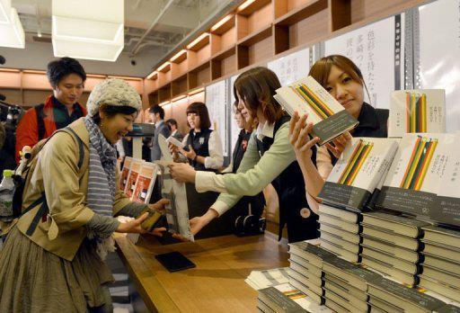 Haruki új könyve egy hét alatt bestsellerré vált