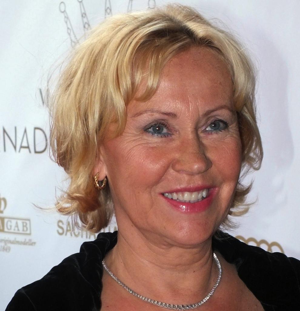 Agnetha Fältskog (Fotó: abbaofficial.com)