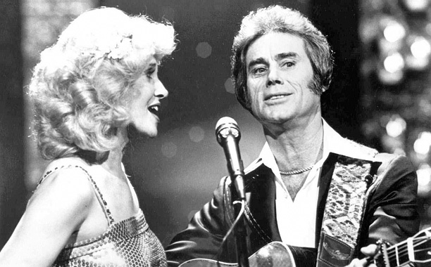Tammy Wynette és George Jones (Fotó: music-mix.ew.com)