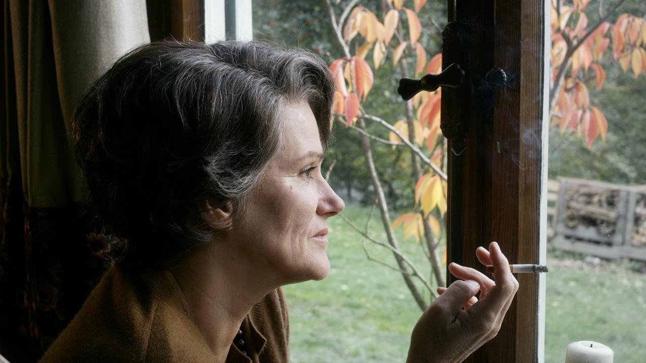 Barbara Sukowa Hannah Arendt szerepében