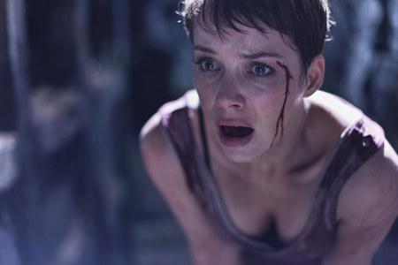 Osvárt Andrea az Utórengésből (Fotó: filmtrailer.hu)