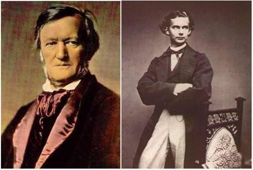 Wagner és II. Lajos