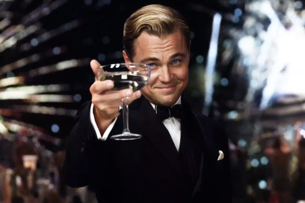Gatsby az amerikai Hamlet? (Fotó: screencrush.com)