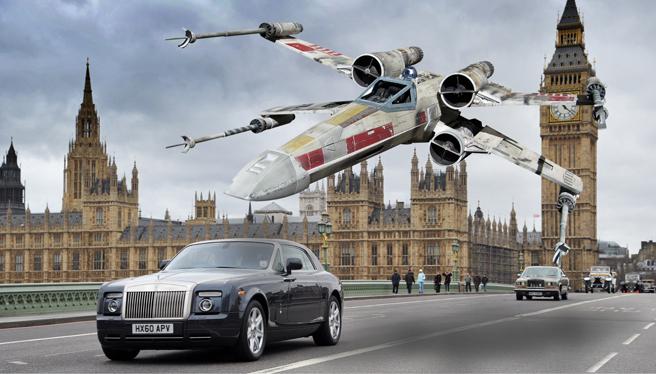 Beveszi az angolokat az új Star Wars-film (Fotó: flickdaily.com)