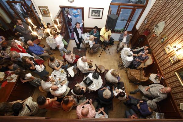 Műfordítók Fesztiválja 2011-ben (Fotó: litera.hu)