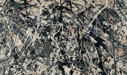 Jackson Pollock: Number 19 (Fotó: christies.com)