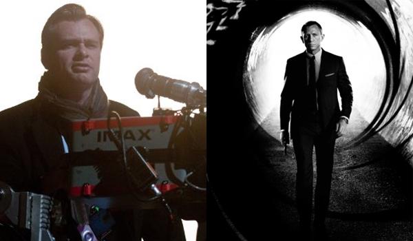 Christopher Nolan és Daniel Craig (Fotó: g4tv.com)