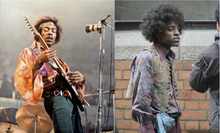Jimi Hendrix (Andre 3000 - All Is By My Side)