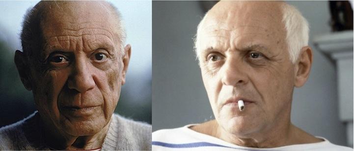 Pablo Picasso (Anthony Hopkins - Túlélni Picassot)