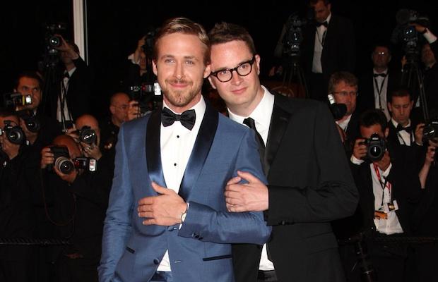 Ryan Gosling és Nicolas Winding Refn (Fotó: complex.com)